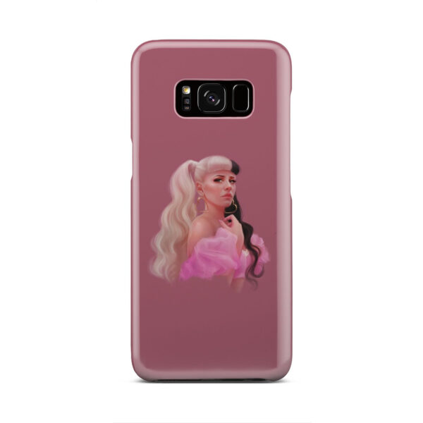 Melanie Martinez Face for Trendy Samsung Galaxy S8 Case Cover