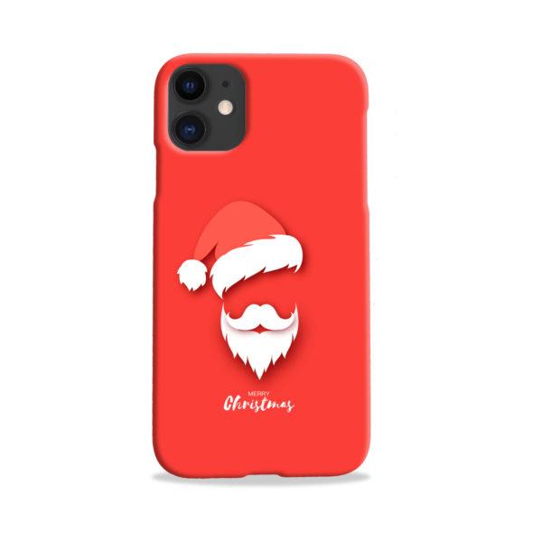 Merry Christmas Santa Claus for Custom iPhone 11 Case