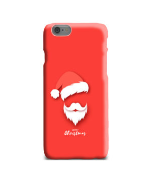 Merry Christmas Santa Claus for Customized iPhone 6 Case Cover