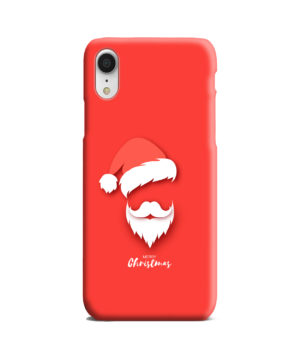 Merry Christmas Santa Claus for Customized iPhone XR Case Cover