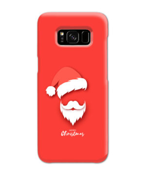 Merry Christmas Santa Claus for Customized Samsung Galaxy S8 Case Cover