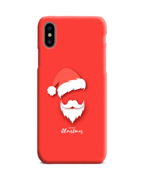 Merry Christmas Santa Claus for Newest iPhone XS Max Case