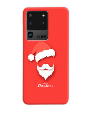 Merry Christmas Santa Claus for Personalised Samsung Galaxy S20 Ultra Case