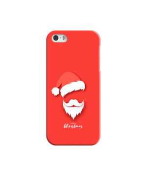 Merry Christmas Santa Claus for Trendy iPhone 5 Case