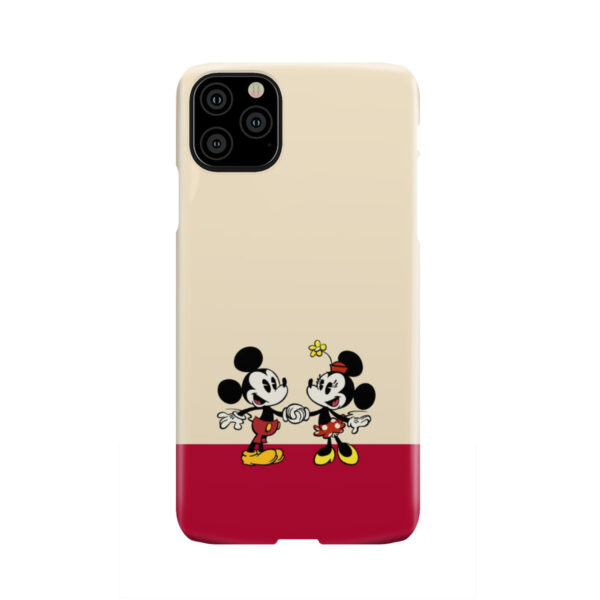 Mickey and Minnie Mouse Love for Beautiful iPhone 11 Pro Max Case