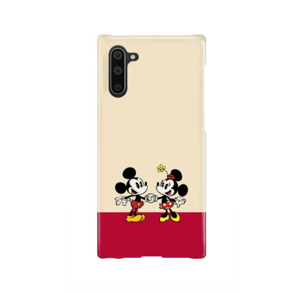 Mickey and Minnie Mouse Love for Custom Samsung Galaxy Note 10 Case