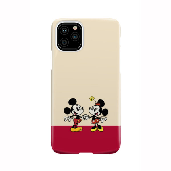 Mickey and Minnie Mouse Love for Newest iPhone 11 Pro Case