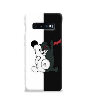 Monokuma Danganronpa Anime for Cute Samsung Galaxy S10 Case Cover