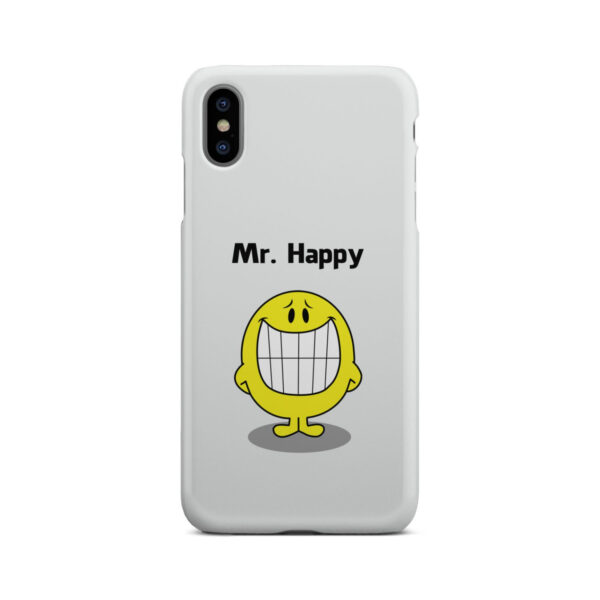 Mr Happy for Beautiful iPhone XS Max Case Cover