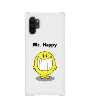 Mr Happy for Best Samsung Galaxy Note 10 Plus Case