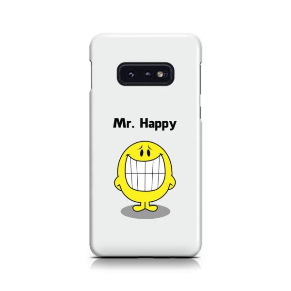 Mr Happy for Cool Samsung Galaxy S10e Case Cover