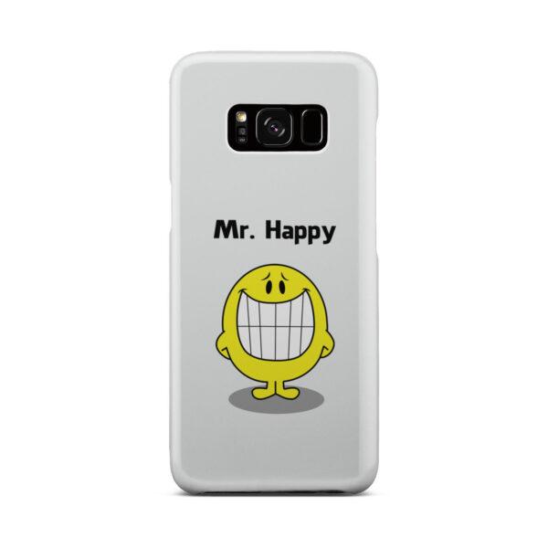 Mr Happy for Custom Samsung Galaxy S8 Case