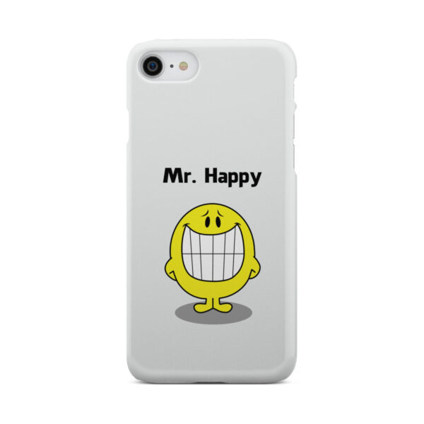 Mr Happy for Cute iPhone 7 Case Cover