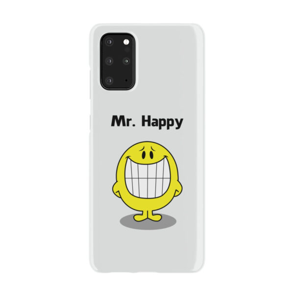 Mr Happy for Cute Samsung Galaxy S20 Plus Case Cover