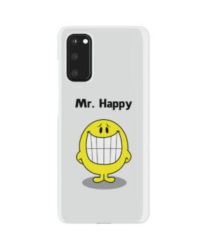 Mr Happy for Premium Samsung Galaxy S20 Case Cover