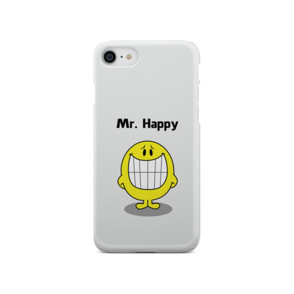Mr Happy for Stylish iPhone SE 2020 Case Cover