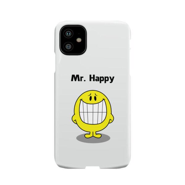 Mr Happy for Trendy iPhone 11 Case
