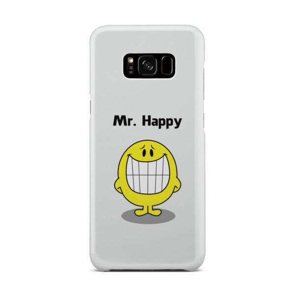 Mr Happy for Trendy Samsung Galaxy S8 Plus Case