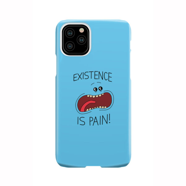 Mr Meeseeks for Cute iPhone 11 Pro Case