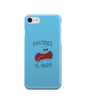 Mr Meeseeks for Personalised iPhone SE 2020 Case Cover