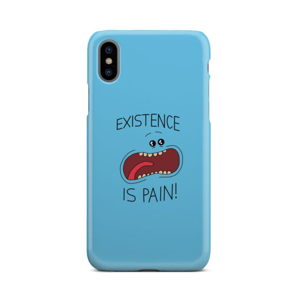 Mr Meeseeks for Simple iPhone X / XS Case Cover
