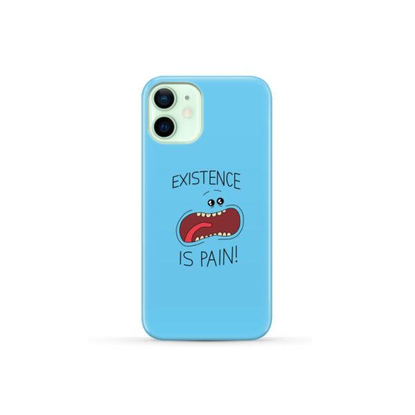 Mr Meeseeks for Trendy iPhone 12 Mini Case