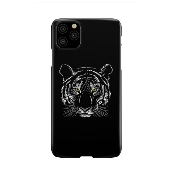 Muzzle Tiger Face for Beautiful iPhone 11 Pro Max Case