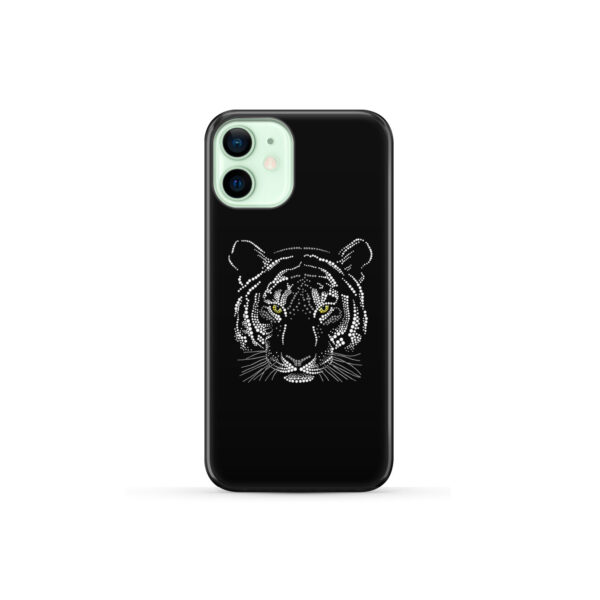 Muzzle Tiger Face for Best iPhone 12 Mini Case Cover