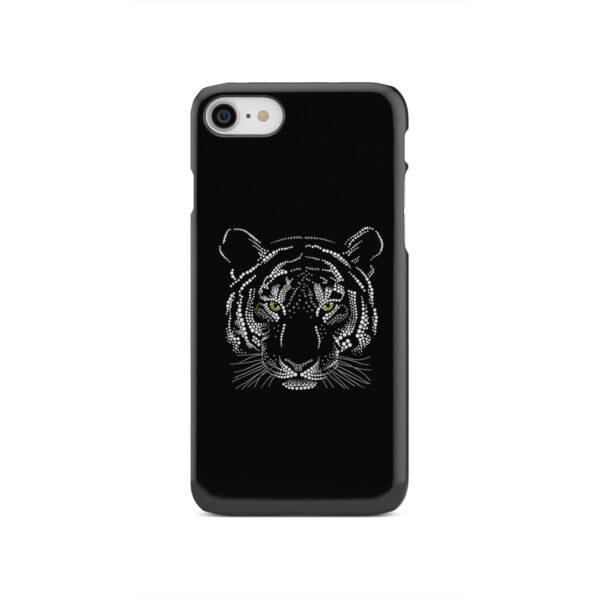 Muzzle Tiger Face for Best iPhone SE 2020 Case