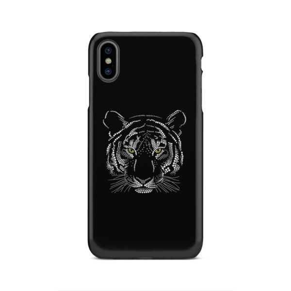 Muzzle Tiger Face for Best iPhone XS Max Case