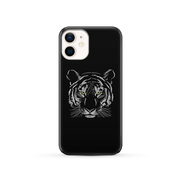 Muzzle Tiger Face for Cool iPhone 12 Case Cover