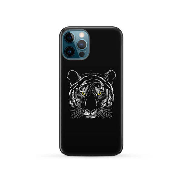 Muzzle Tiger Face for Cool iPhone 12 Pro Case
