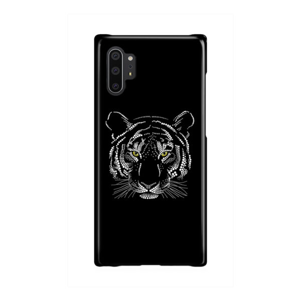 Muzzle Tiger Face for Cool Samsung Galaxy Note 10 Plus Case Cover