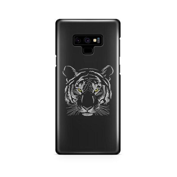 Muzzle Tiger Face for Customized Samsung Galaxy Note 9 Case