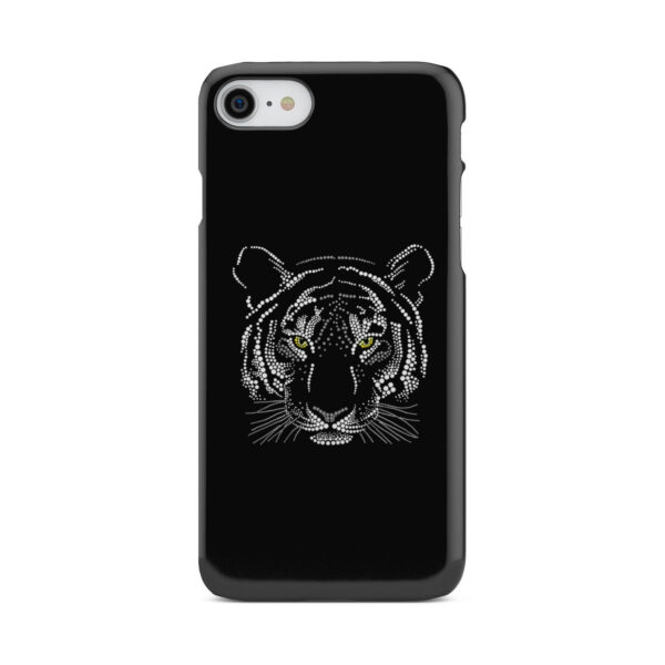 Muzzle Tiger Face for Cute iPhone 7 Case Cover