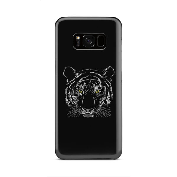Muzzle Tiger Face for Cute Samsung Galaxy S8 Case Cover