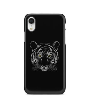 Muzzle Tiger Face for Nice iPhone XR Case