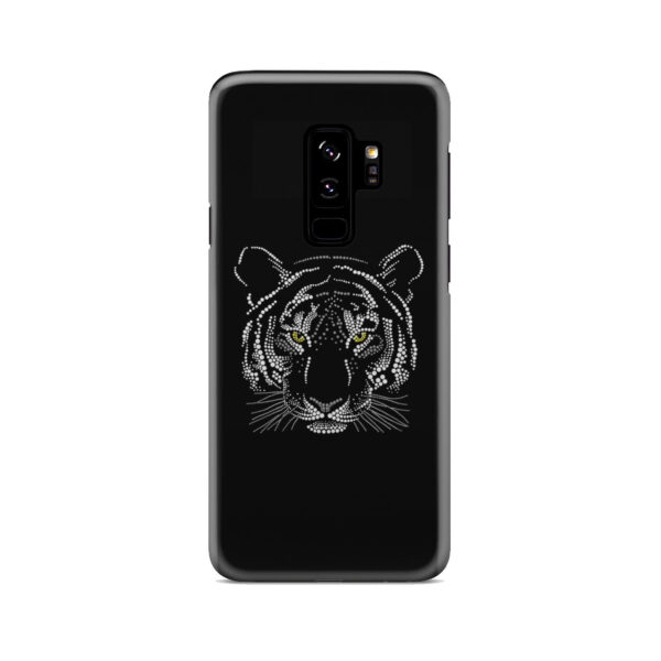 Muzzle Tiger Face for Premium Samsung Galaxy S9 Plus Case Cover
