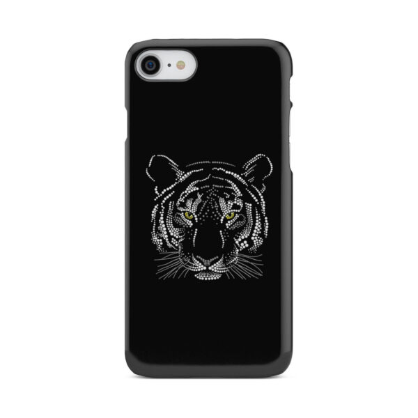 Muzzle Tiger Face for Simple iPhone 8 Case