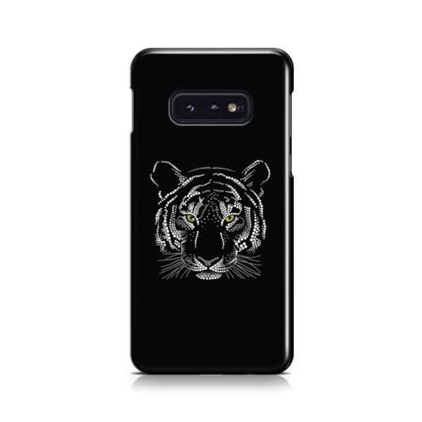 Muzzle Tiger Face for Stylish Samsung Galaxy S10e Case Cover