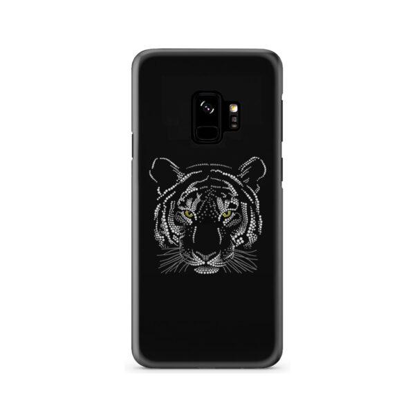 Muzzle Tiger Face for Unique Samsung Galaxy S9 Case Cover