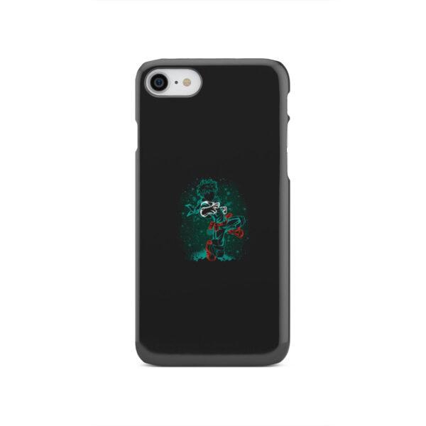 My Hero Academia Izuku Midoriya for Custom iPhone SE 2020 Case