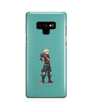 My Hero Academia Katsuki Bakugo for Beautiful Samsung Galaxy Note 9 Case