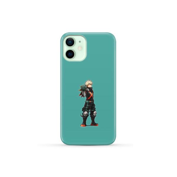My Hero Academia Katsuki Bakugo for Custom iPhone 12 Mini Case Cover