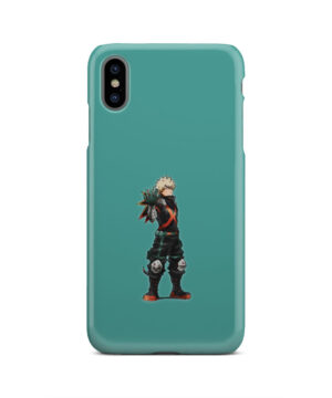 My Hero Academia Katsuki Bakugo for Custom iPhone XS Max Case Cover