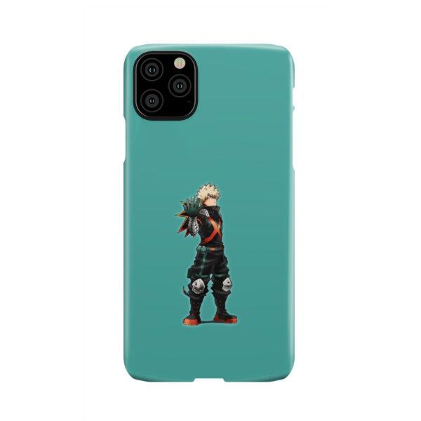 My Hero Academia Katsuki Bakugo for Customized iPhone 11 Pro Max Case