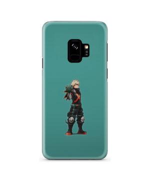 My Hero Academia Katsuki Bakugo for Newest Samsung Galaxy S9 Case