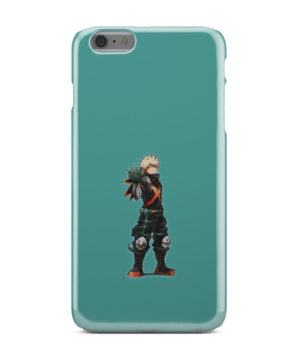 My Hero Academia Katsuki Bakugo for Nice iPhone 6 Plus Case Cover