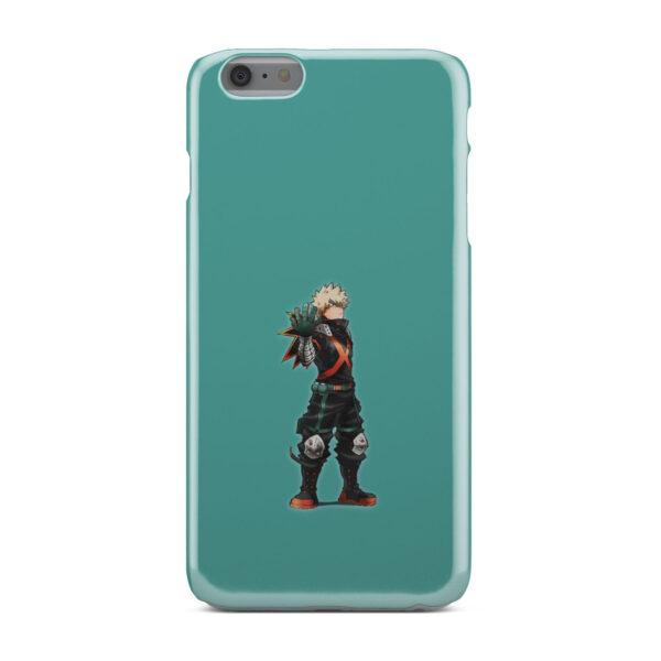 My Hero Academia Katsuki Bakugo for Nice iPhone 6 Plus Case Cover