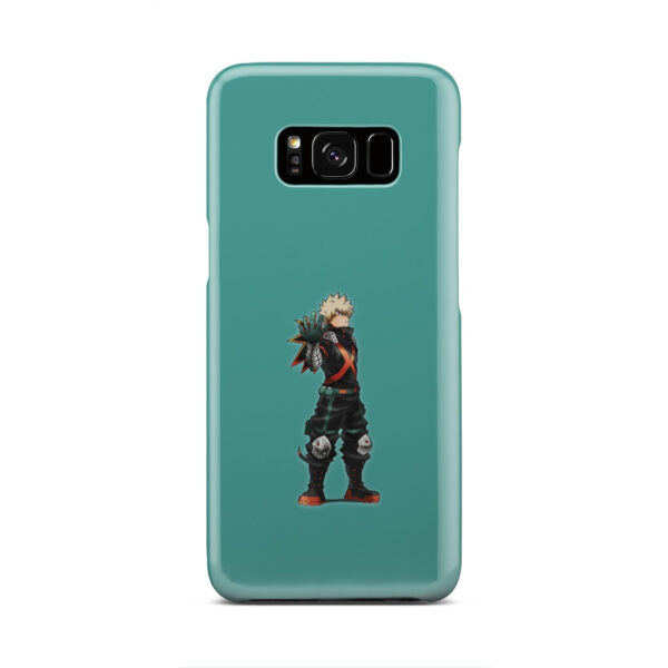 My Hero Academia Katsuki Bakugo for Simple Samsung Galaxy S8 Case